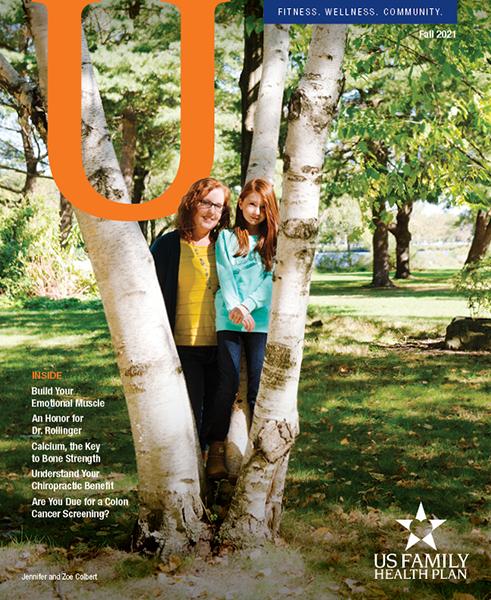 U Magazine Fall 2021 Issue